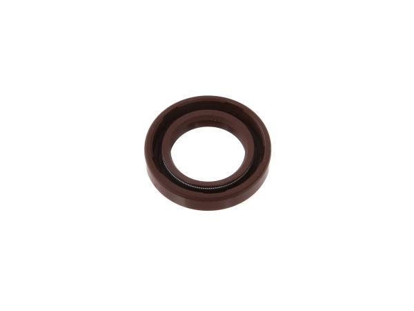 Oil seal 22x35x07, brown - Simson S51, S70, S53, S83, KR51/2 Schwalbe, SR50, SR80