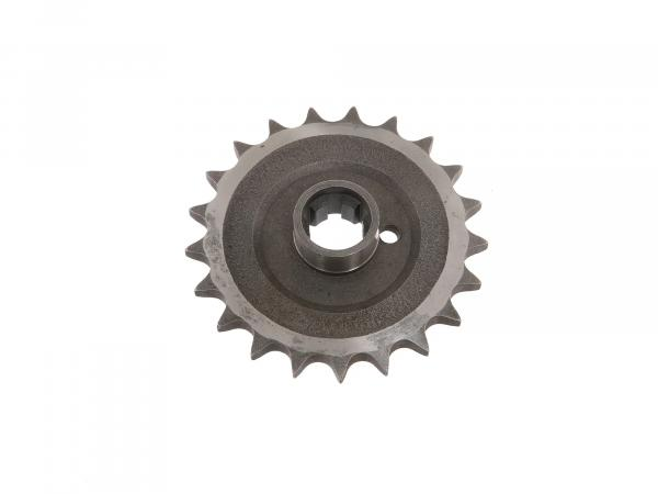 Drive pinion 21 teeth - sprocket - pass. 250/1, ETZ 250 / 251 / 301