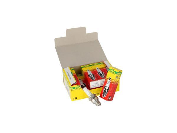 GP10000011 Set: 10 ISOLATOR Zündkerzen M14-260! Simson S51, S50, SR50, Schwalbe KR51, SR4 - Bild 1