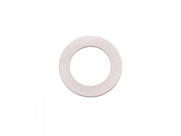 Sealing ring Ø10x16 for oil check screw, aluminium - for Simson S50, KR51/1 Schwalbe, SR4-2 Star, SR4-3 Sperber, SR4-4 Habicht - MZ