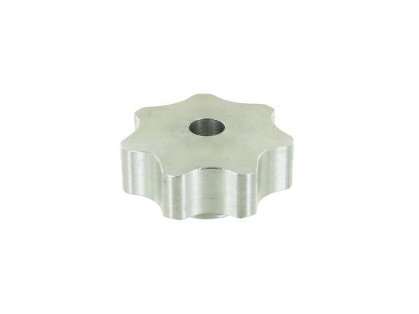 Star knob nut made of aluminium KR51/1, KR51/2, SR50, SR4-2