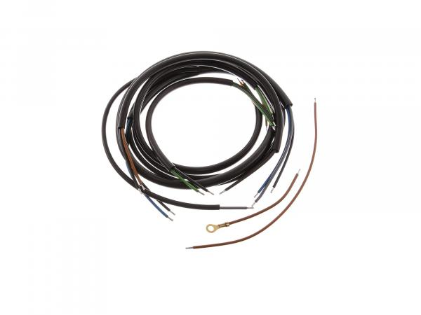 Wire harness SR1, SR2, SR2E in black