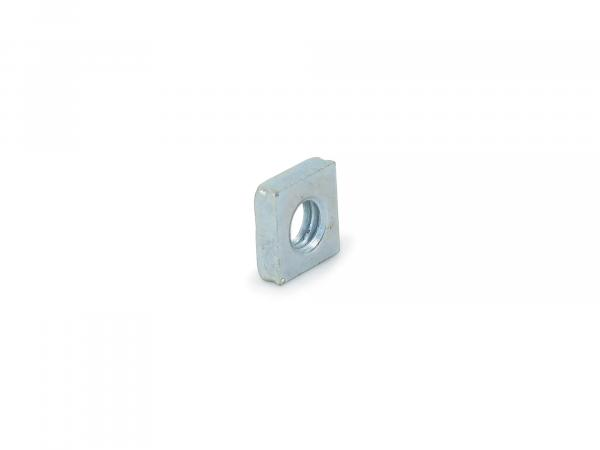 Square nut M6 low form - DIN562