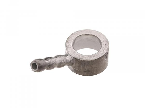 Schwenkschlauchnippel (Vergaser NKJ 133-2) - für Simson KR50