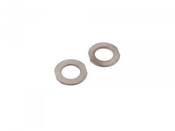 Set: 2x thrust washer 1,5 mm for piston