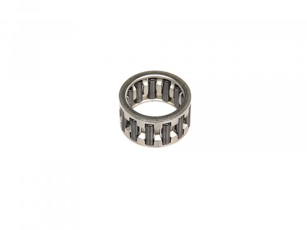 Nadellager K18x24x13, Hubzapfen (0-Maß), Silberkäfig