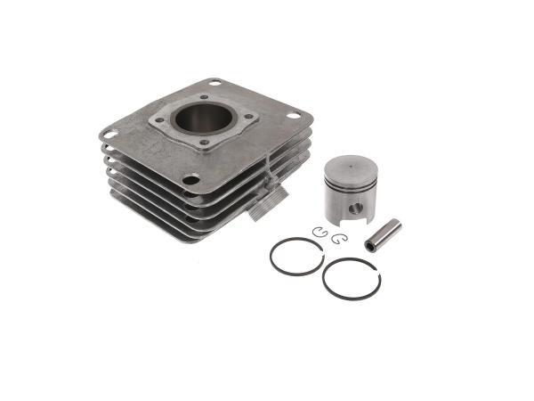 10039038 Set: Zylinder mit Kolben, 70ccm, kugelpoliert - Simson S70, S83, SR80 - Bild 1