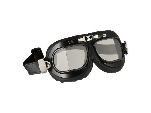 10069522 Redbike Motorradbrille Goggle Navigator klar - Bild 1