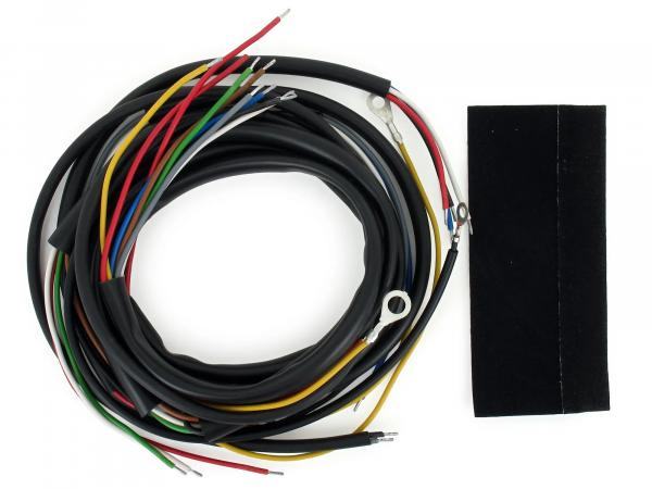 Cable harness suitable for AWO-S