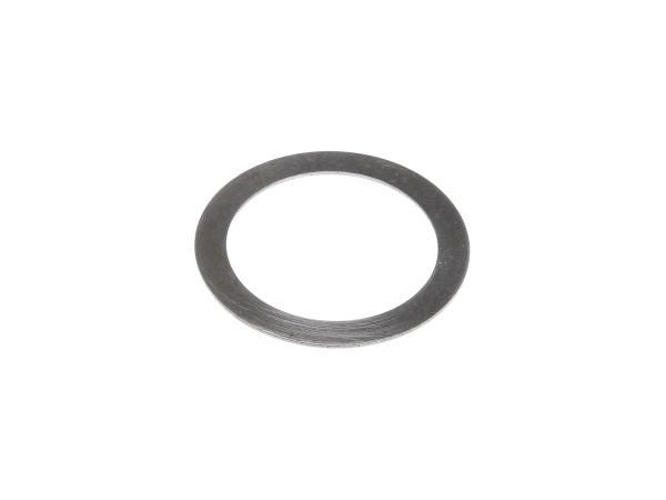 10002100 Ausgleichsscheibe 32 x 42 x 0,8mm (Dichtkappe) - Simson S50, S51, KR51 Schwalbe, SR4, SR50, S53, S70, SR80, S83 - Bild 1