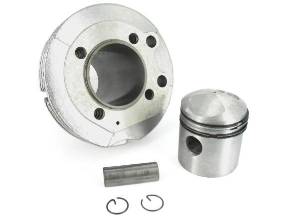 Zylinder (Sektorenzylinder), AWO 425S, 250ccm 14PS (komplett mit Kolben)