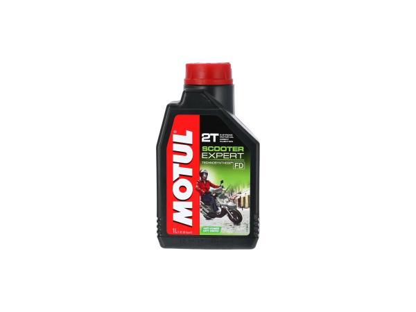MOTUL Scooter Expert 2-Takt Motorenöl -1 Liter