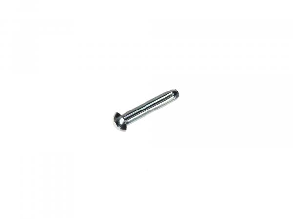 Notched nail for bearing of tachometer drive, 3 x 16 - for Simson S51, S70, S53, S83, SR50, SR80