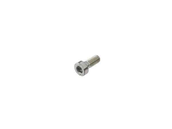 10066305 Zylinderschraube Innensechskant, niedriger Kopf M5x12 - DIN6912 - Bild 1