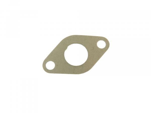 Insulating flange gasket 0.3mm thick, 16mm passage