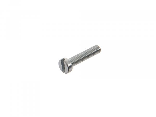 Slotted cheese head screw M4x18 - DIN84