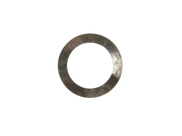 Ausgleichsscheibe zum Kugellager 6301 (12x37x12)  - DIN 988-ST 26x37x0,1mm - Soemtron-Motor - Abtriebswelle