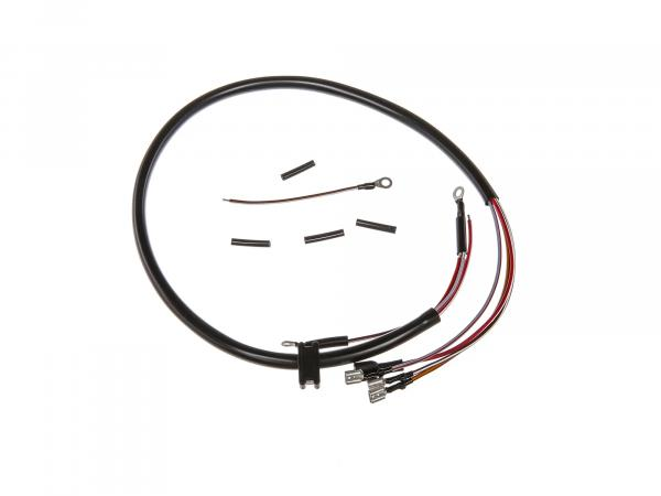 Cable harness for base plate SLPZ, breaker ignition - Simson S50
