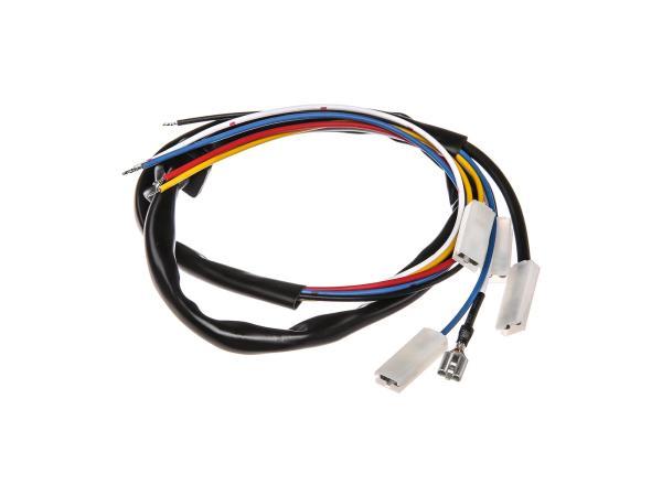 Kabelbaum für Grundplatte SLEZ, Elektronikzündung - Simson S51, S70, KR51/2 Schwalbe