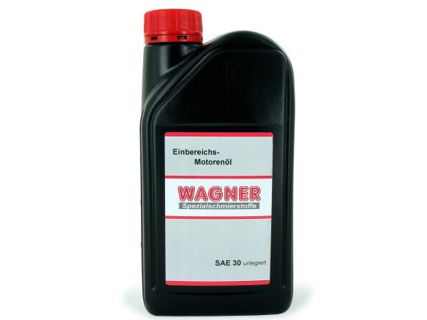 Engine oil Oldtimer Wagner* (single range) SAE30 unl. 1L