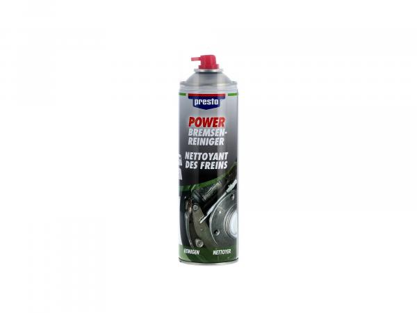 Presto Power Brake Cleaner - 500ml