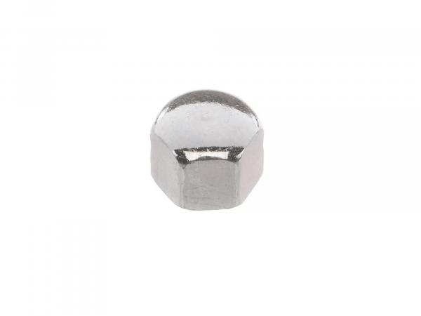 Hexagon cap nut M5 low form - DIN917