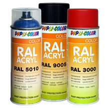 Dupli-Color RAL Acryl-Spray