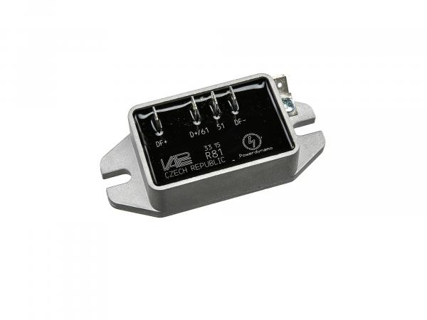 10060504 Elektronischer Spannungsregler 6V - Ersatz, Alternative für mechanische Regler - Bild 1