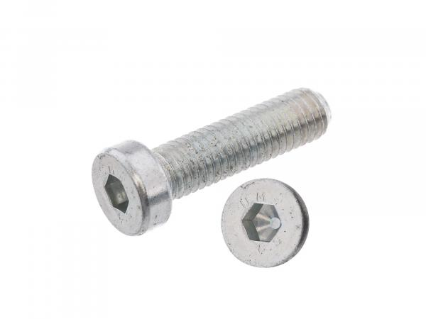 Hexagon socket head cap screw, low head M8x30 - DIN7984