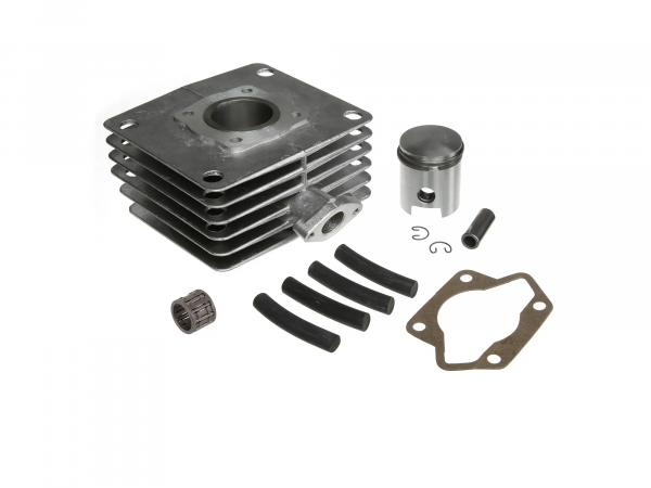 Set: cylinder + piston + needle bearing, 60ccm - for Simson S51, KR51/2 Schwalbe, SR50