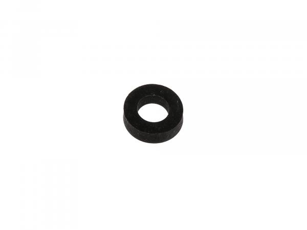 Rubber - washer 22x12mm, height 6mm for engine mount, passenger footrests hood - for Simson KR51 Schwalbe, SR50, SR80