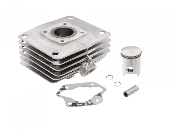 Sports cylinder S51 with RZT/Barikit 2-ring piston - for Simson S51, KR51/2 Schwalbe, SR50