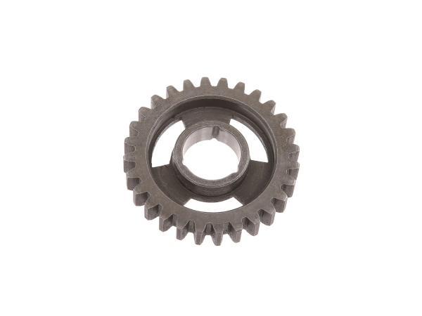 Gear wheel 2nd gear for ETZ250, ETZ251/301, TS250/1