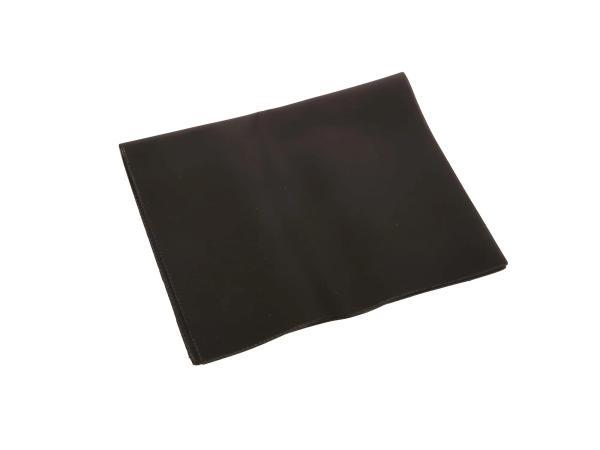 Werkzeugtasche schwarz, ohne Inhalt