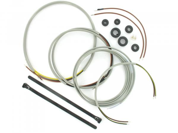 Cable harness - for SIMSON KR50 with AC signal horn