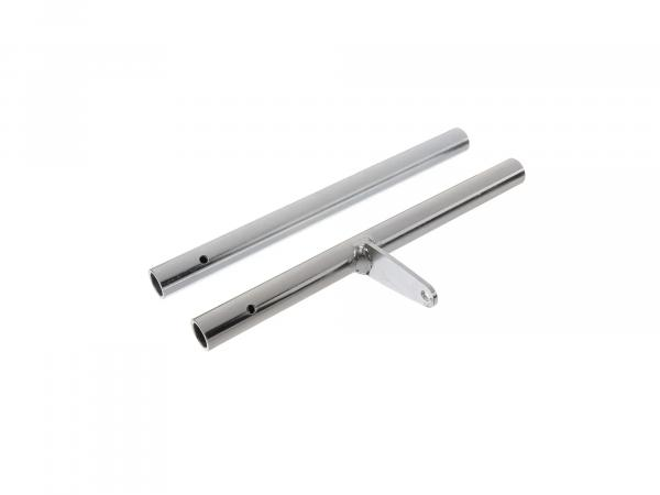SET footrest tubes RT125 - left and right footrest tube