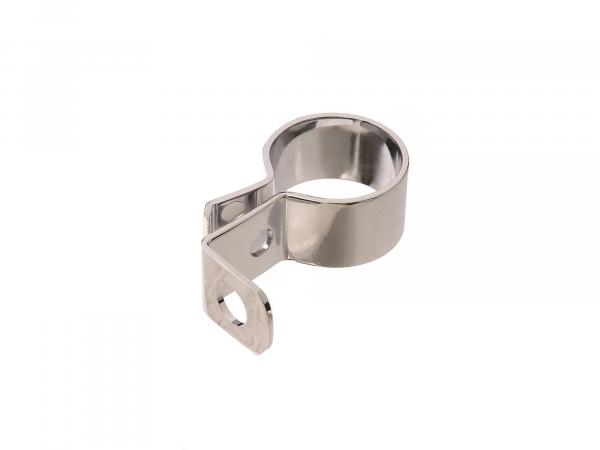 exhaust clamp with holder D=35 mm, chrome-plated, 1st quality suitable for AWO 425S