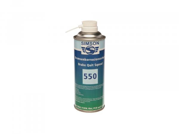 Brake corrosion protection 550 Original SIMSON Filling quantity: 400 ml