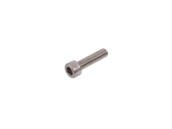 Hexagon socket head cap screw, stainless steel M5x20 - DIN912VG