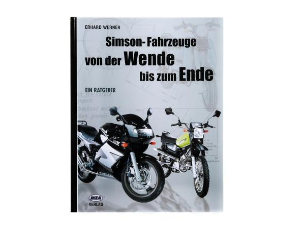 """10002768 Buch - """"Simson-Fahrzeuge von der Wende bis zum Ende"""" - Bild 1"""