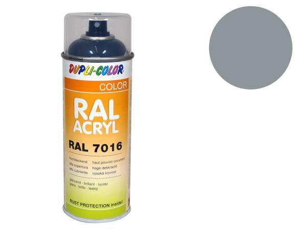 Dupli-Color Acryl-Spray RAL 7042 verkehrsgrau A, glänzend - 400 ml