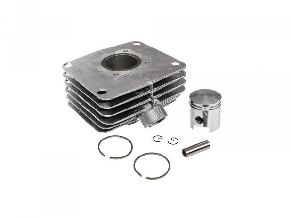 Set: 4-channel cylinder and piston, 70ccm - for Simson S70, S83, SR80