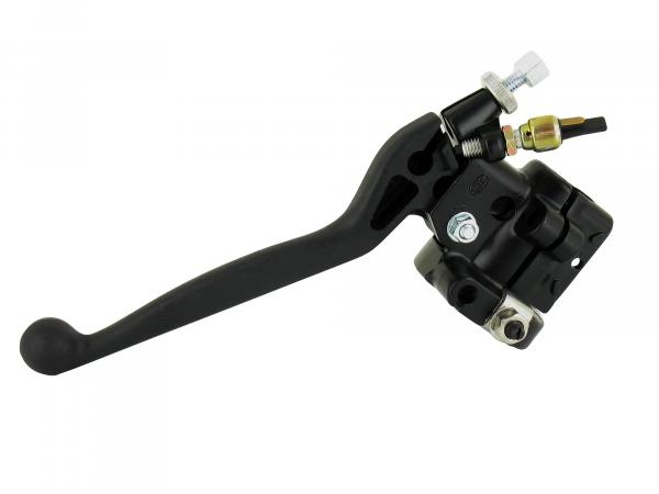 Armature with handbrake lever without throttle grip - Simson S50, S51, S70, S53, S83,SR50, SR80