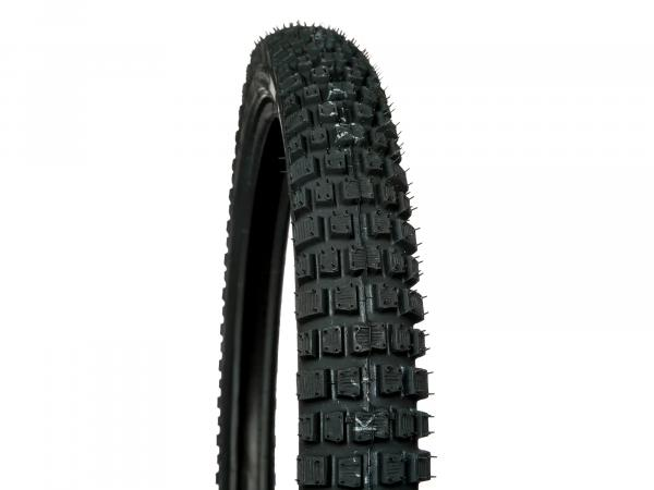 tyres 2,50 x 19 Heidenau K46 up to 130 km/h