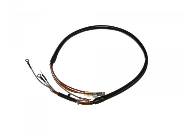 Cable harness for base plate SLPZ, breaker ore. - for Simson S51, KR51/2 Schwalbe