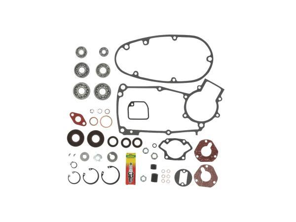 Set: Motorregenerierung SKF für Motortyp M53/2 - für Simson S50