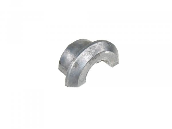 Support ring half small ALU raw half shell for shock absorber Simson Mokick / Roller
