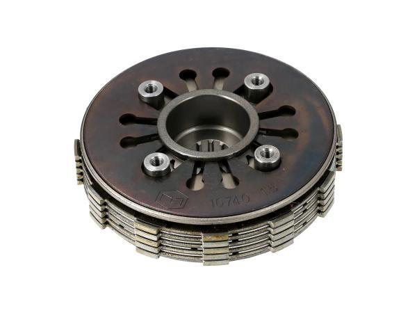 10069698 Kupplungspaket 5-Lamellen 1,5 mm Tuning - für Simson S51, KR51/2 Schwalbe, SR50 - Bild 1