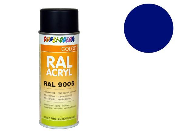 Dupli-Color Acryl-Spray RAL 5002 ultramarinblau, seidenmatt - 400 ml