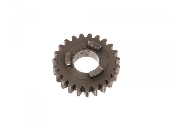 Drive wheel 5th gear (23 teeth) TS250/1, ETZ250, ETZ251, ETZ301